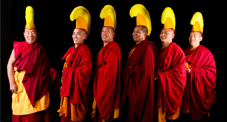 The Gyuto Monks Of Tibet Chanting & Meditation Evening