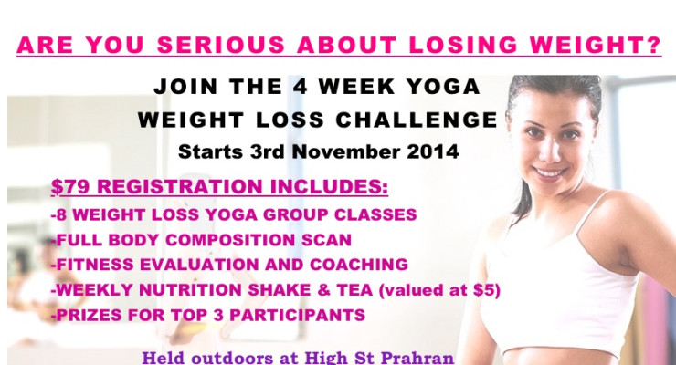 Weight-loss Yoga Prahran