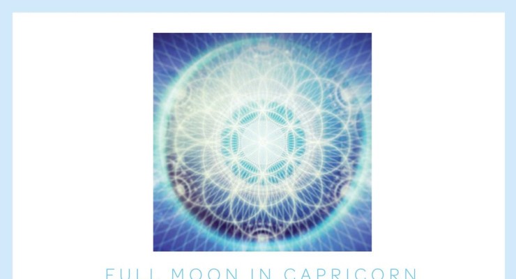 Winter Solstice - Divine Alignment - Full Moon in Capricorn