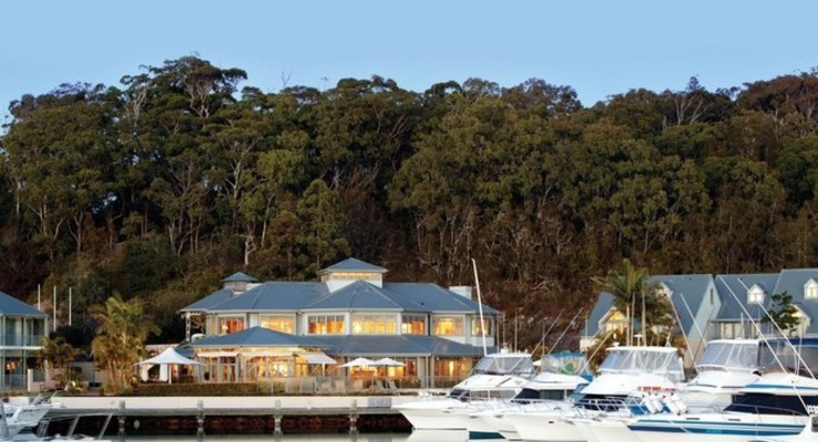 Winter-into-Spring retreat with Kris McIntyre at Peppers Anchorage Port Stephens
