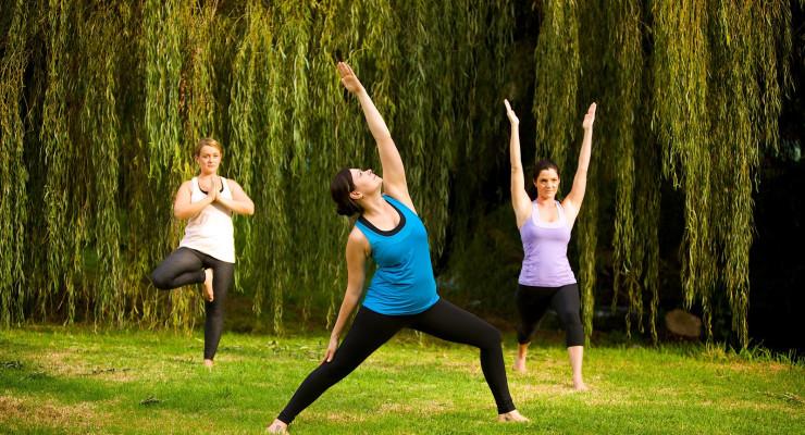 Women's Health Yoga Workshop