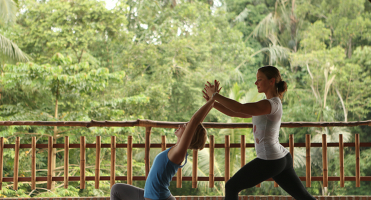 Yin Yoga Teacher Training in Bali
