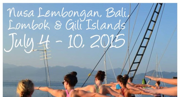Yoga Cruise Retreat - Bali, Lombok, Lembongan & Gili Islands