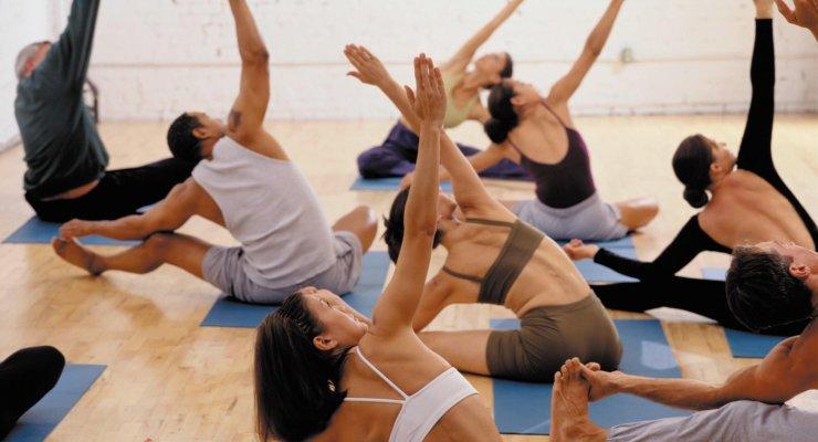 Yoga Experienced Level IV Class
