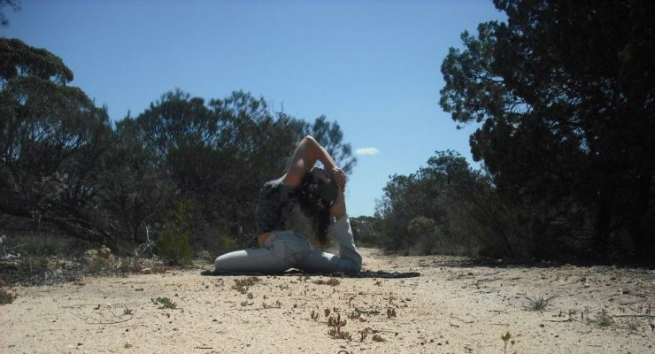 Yoga for Hips (outdoors)