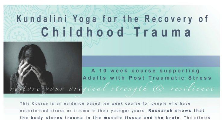 Yoga for Recovery from Childhood Trauma