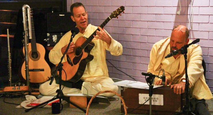 Yoga Music Evening with Nada Prakash