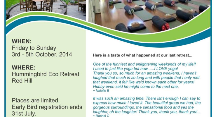 Yoga Plus YOU Retreat