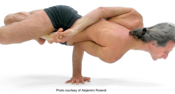 Yoga Synergy Workshop with Simon Borg Olivier