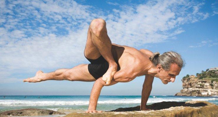 Yoga Synergy Workshop (Simon Borg Olivier)
