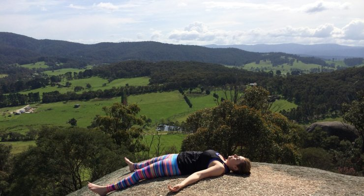 Savasana Workshop with Tara Fitzgibbon