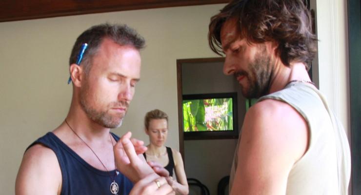 Centered Yoga Foundation Teacher Training with Paul Dallaghan and Senior Teacher Team  July 25-August 22, 2015