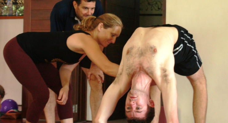 Centered Yoga Foundation Teacher Training with Paul Dallaghan and Senior Teacher Team  October 31-November 28, 2015