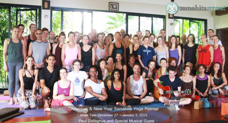 New Year Holidays with Samahita Retreat.