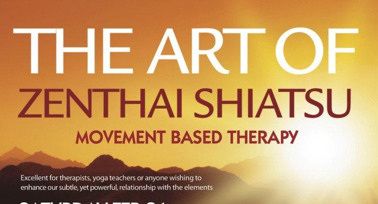 The Art of ZenThai Shiatsu