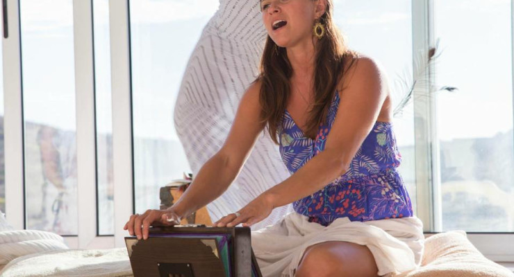 Mantra and Kirtan with Sarra Kaufman