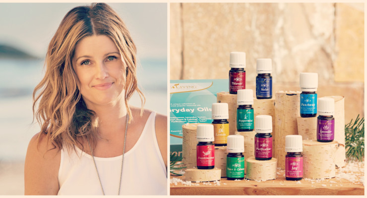 Join  Melissa Dick, Ayurvedic Therapist from 5 Elements for Aromatherapy for Wellness Workshop at YOGA GARAGE