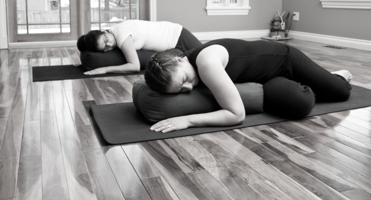Restorative Yoga Workshop for Anxiety and Depression