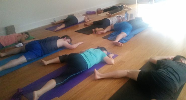 Yin Yoga- Monthly Workshop