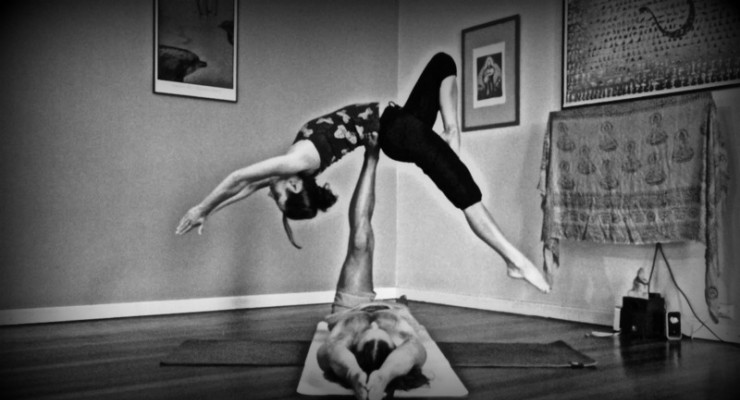 AcroYoga -Multi Level Class