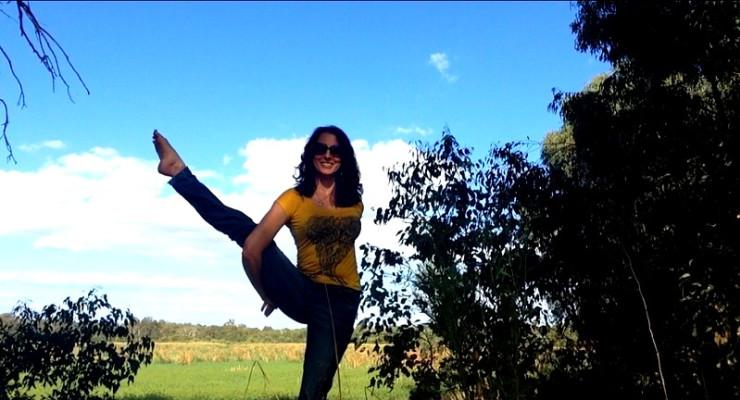 Flexi Legs Yoga