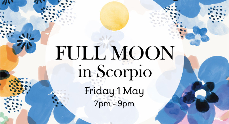 Full Moon in Scorpio : the shadow and the subconscious mind
