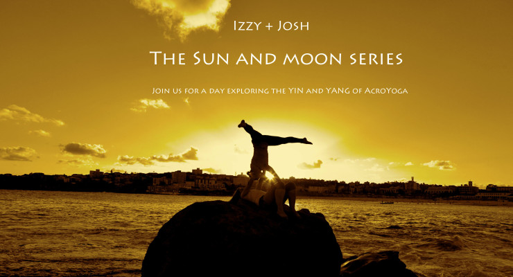 Sun & Moon Series with Izzy & Josh at YOGA GARAGE