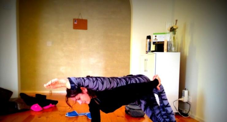 Flexi Legs Yoga Class