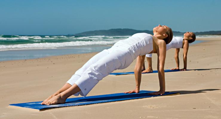 Radiance Byron Bay Nov Yoga Cleanse & Restore Retreat with Jessie Chapman