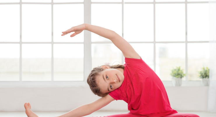 Kids Yoga Term 1 Course | 5-8 years