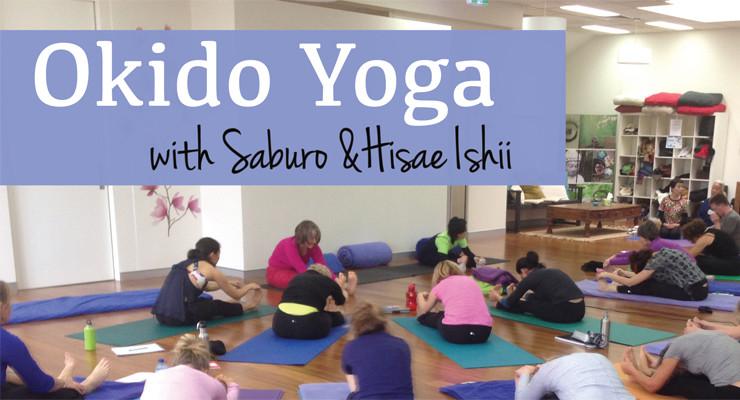 Okido Yoga Weekend Masterclass - SYDNEY