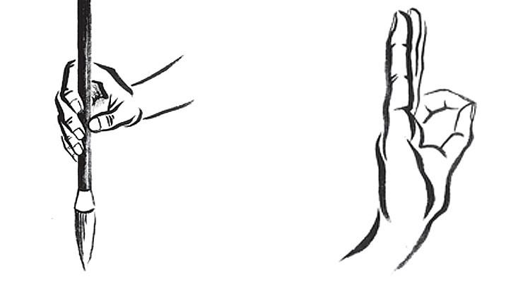 Yoga, Brush & Ink - One Day Retreat