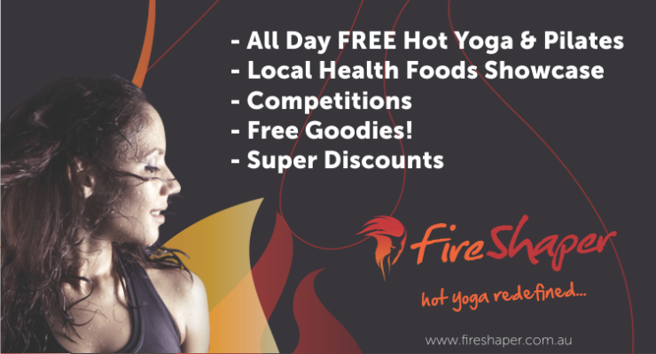 HOT YOGA AND WELLNESS OPEN DAY - Free yoga all day