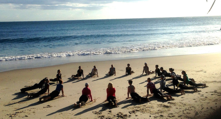Radiance Byron Bay Sep Yoga Cleanse & Restore Retreat with Jessie Chapman