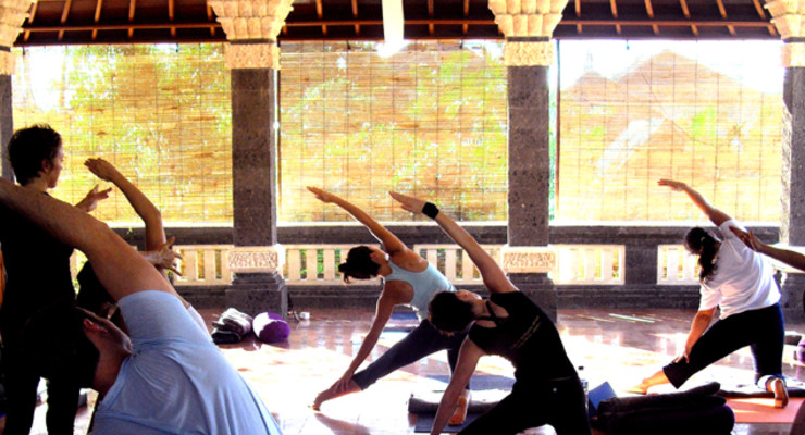 Radiance Bali Yoga Spa Wellness Retreat with Jessie Chapman