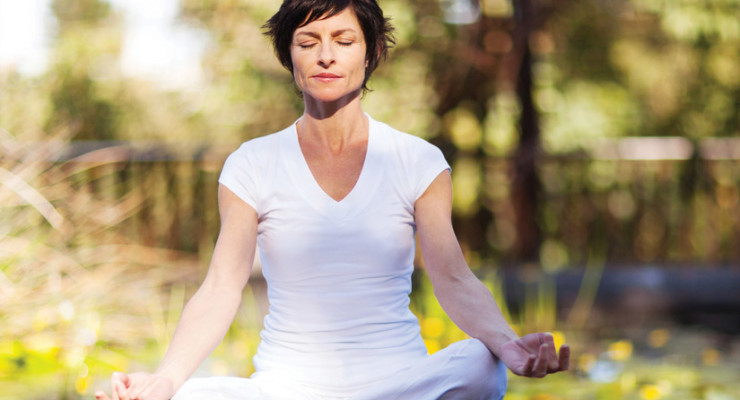 Hormone Yoga Therapy with Jutta Wohlrab