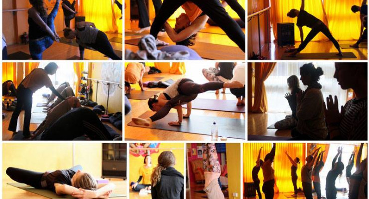 Yoga Teacher Training Free Class and Info Session