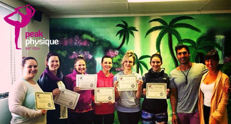 November 2015: 200 Hour Adelaide Teacher Training Program