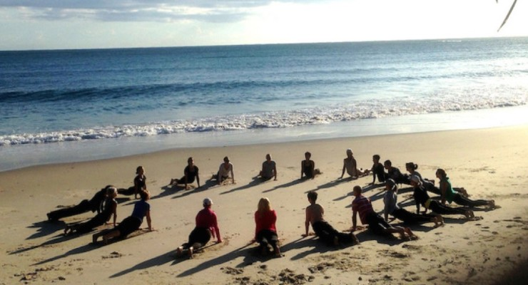 Radiance Byron Bay NYE Yoga Cleanse & Restore Retreat with Jessie Chapman