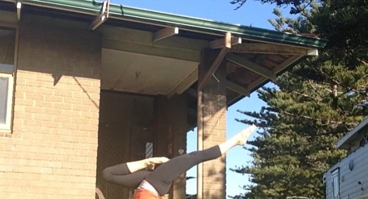 Inversions & Hand Balancing Yoga
