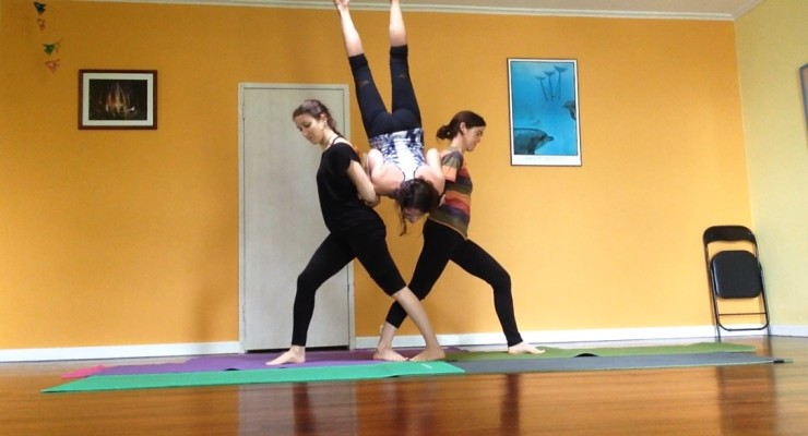 AcroYoga - Multi Level Class