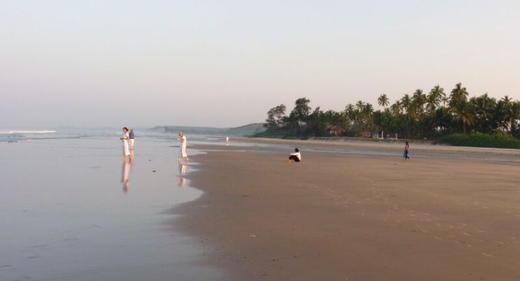 Mandrem Beach, Goa India