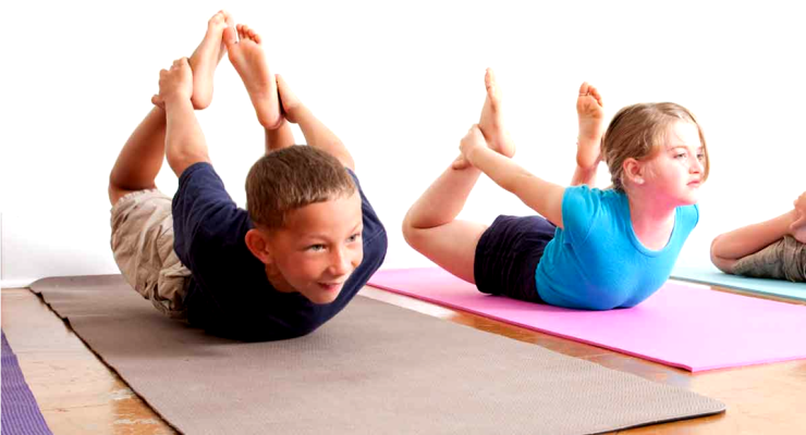 Kids Yoga Classes Term 4