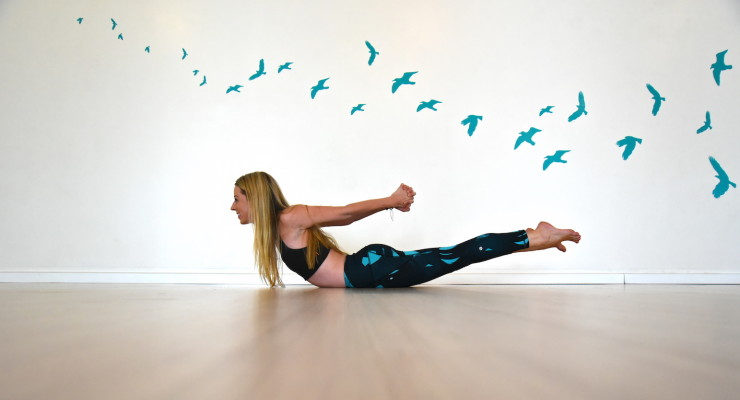 Blissed Out: Backbends for Energy, Strength and Radical Openness