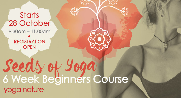 Yoga Nature's 6 Week Beginners Course