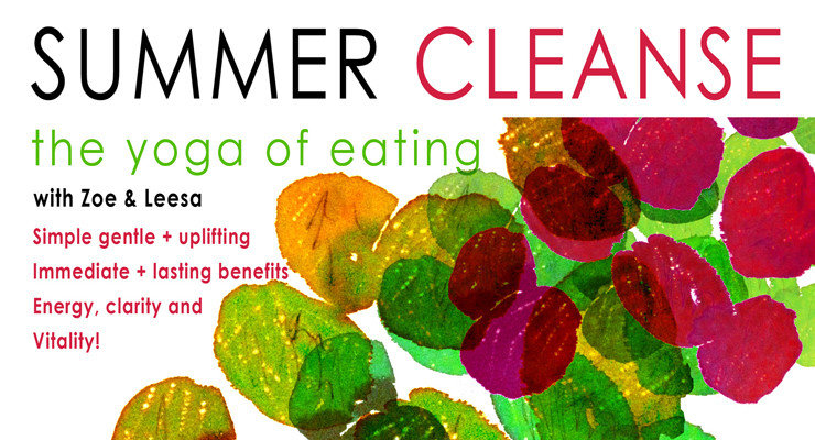 7-day Summer Cleanse
