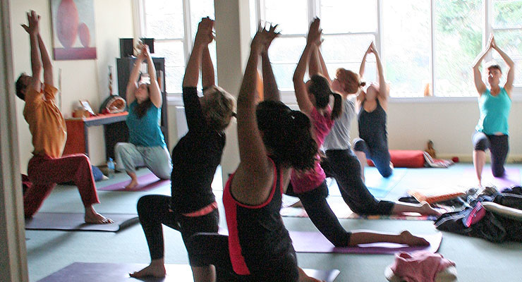 Yoga in Daily Life Easter Retreat