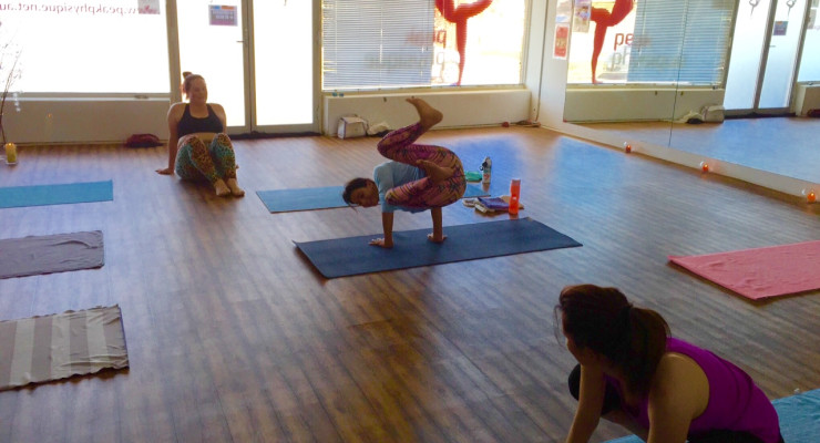 80 Hour Extended Yoga Teacher Training: Hot Blend + Hot Vinyasa