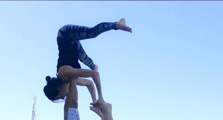 AcroYoga - Beginners & Experienced