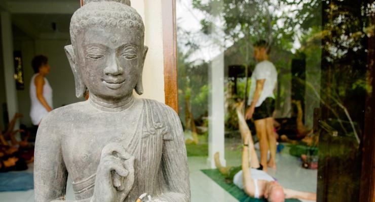 Annual Bali Yoga Retreat with Caroline Coggins